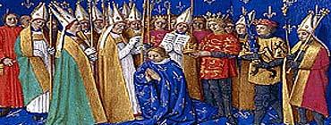 История Средневековой Франции (XI - XIII в.в.)