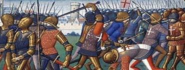 Столетняя война (1337 - 1453 г.г.)