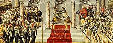 Франция в первой половине XVI века. Итальянские войны