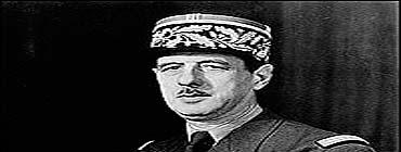 Франция в 1958-1969 г.г. Голлистский режим