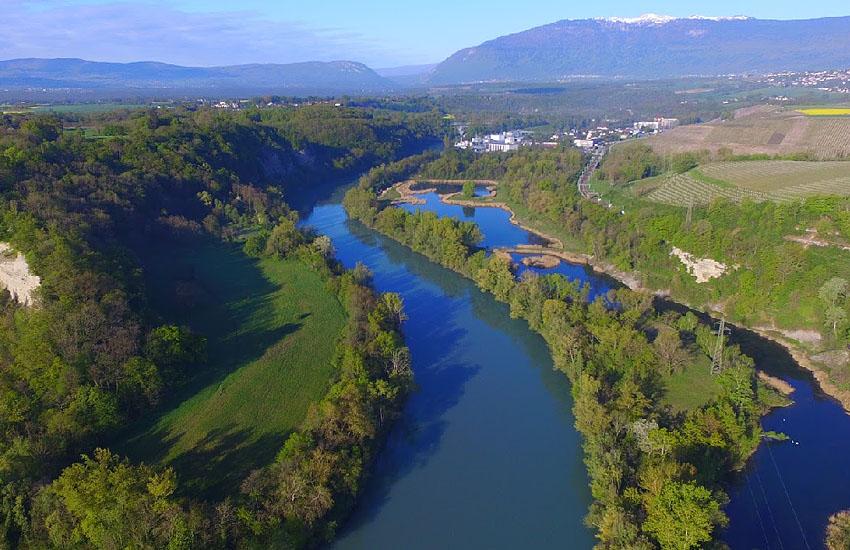 Долина Роны во Франции