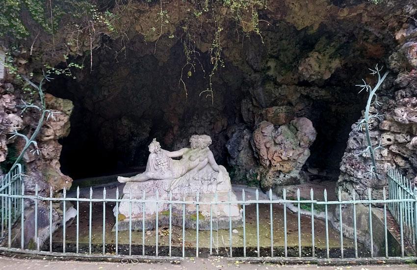 Исток Сены