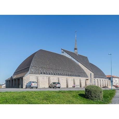 Церковь Святого Иосифа Артисанского  (Église Saint-Joseph-l'Artisan)