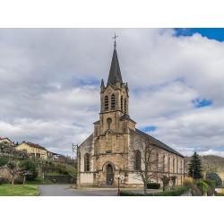 Церковь Гуа в Обене (Eglise du Gua d'Aubin)