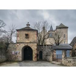 Замок Бальзак (Château de Balsac)