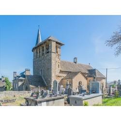 Церковь Святого Юлия в Ренак   (Église Saint-Julien d'Ayrinhac)