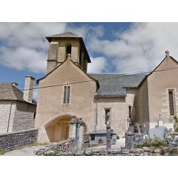 Церковь Святого Мориса в Англаре   (Église Saint-Maurice d'Anglars)