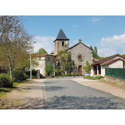Церковь Святого Мартина в Буйяк (Église Saint-Martin de Bouillac)