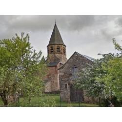 Церковь Святого Фауста в Абуле (Église Sainte-Fauste d'Aboul)