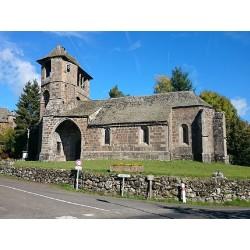 Церковь Сен-Рош в Альбенаке (Église Saint-Roch d'Albinhac)