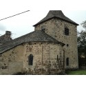 Церковь Святой Сирис и Святой Джульетты в Рюэре  (Eglise Saint-Cyrice et Sainte-Juliette de Rueyres)
