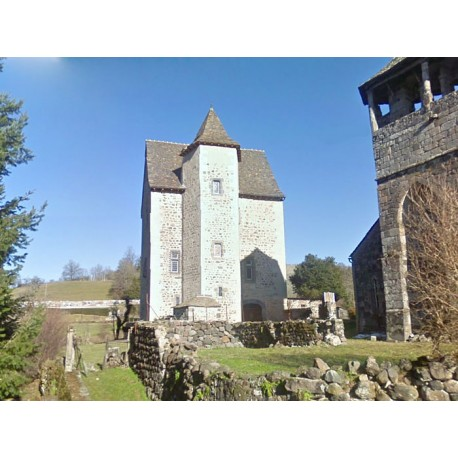 Дом XV века в Бромма  (Maison du 15e siècle de Brommat)