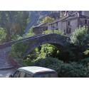 Старинный готический мост через Алранс (Vieux pont gothique sur l'Abrance)