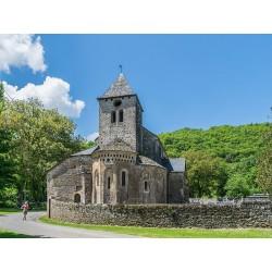 Церковь Сен-Сир-и-Сент-Жюли в Канаке  (Église Saint-Cyr-et-Sainte-Julitte de Canac)