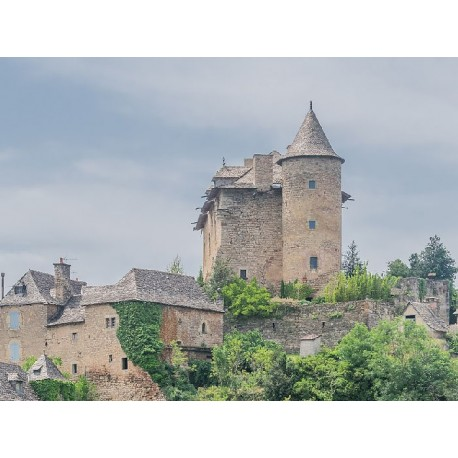 Замок Пана  (Château de Panat)