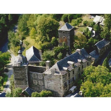 Замок в Кабреспен  (Château de Cabrespines)