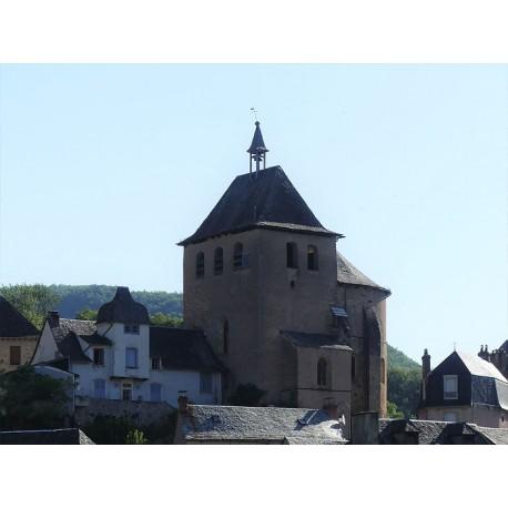 Церковь Сен-Ведар в Кубизу   (Église Saint-Védard de Coubisou)