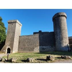 Крепостные бастионы в Ла-Кувертуарад (Remparts de La Couvertoirade)