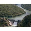 Плотина Пине (Barrage de Pinet)