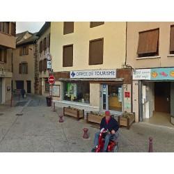 Центр туризма в Эспальоне (Office de Tourisme d'Espalion)