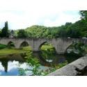Мост в Эстене  (Pont d'Estaing)