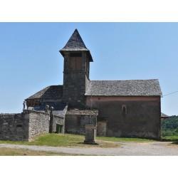 Церковь Святого Иоанна  в Сент-Аффрик дю Кос (Église Saint-Jean de Saint-Affrique-du-Causse)