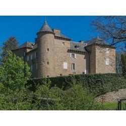 Замок Люган  (Château de Lugans)