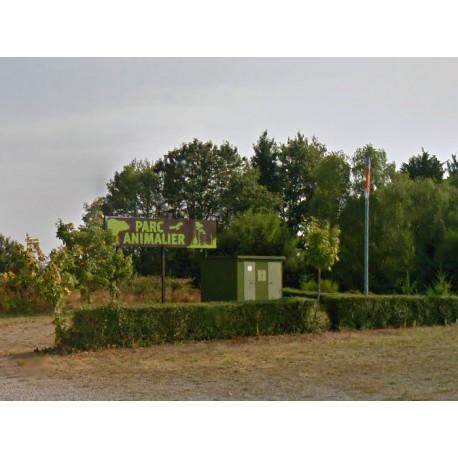 Зоологический парк Прадина (Animal Park of Pradinas)
