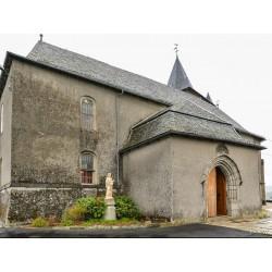 Церковь Святого Матфея в Лайоле (Eglise Saint-Matthieu de Laguiole)