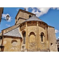 Церковь Успения Пресвятой Богородицы в Лапанузе (Église Notre-Dame-de-l'Assomption de Lapanouse)