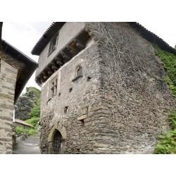 Средневековые дома в Рок-Буйяк (Maisons de la Roque-Bouillac)