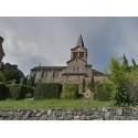 Церковь Сен-Жан-Батиста в Люнаке (Église Saint-Jean-Baptiste de Lunac)