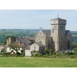 Церковь Нотр-Дам в Мартрене (Église Notre-Dame de Martrin)