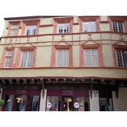 Дом Труайе в Родезе  (Maison Trouillet à Rodez)