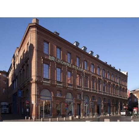 Отель Crowne Plaza Toulouse 5*