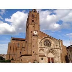Собор Сент-Этьен в Тулузе (Cathédrale Saint-Étienne de Toulouse)