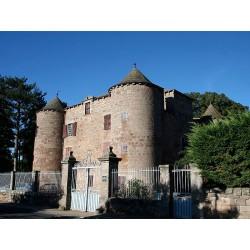 Замок Монжо  (Château de Montjaux)