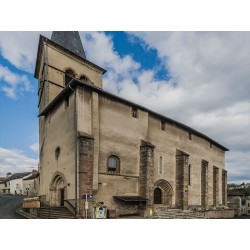 Церковь в Ле-Монастер (Eglise  du Monastère)