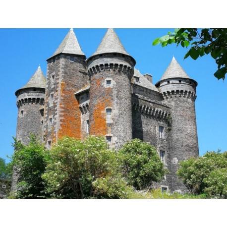 Замок Буске  (Château du Bousquet)