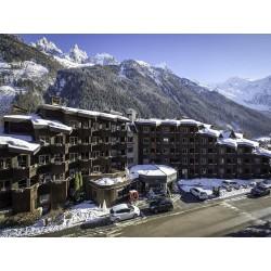 Отель Mercure Chamonix Centre 4*