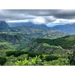 Национальный парк Реюньон (Parc national de La Réunion)