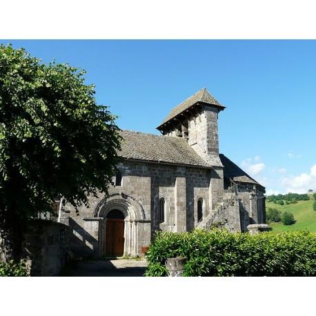 Церковь Святого Мартина в Броме (Église Saint-Martin de Bromme)