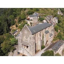 Церковь Святого Жана в Нажаке (Église Saint-Jean de Najac)
