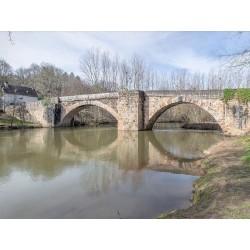 Мост Сен-Блэз в Нажаке  (Pont Saint-Blaise de Najac)