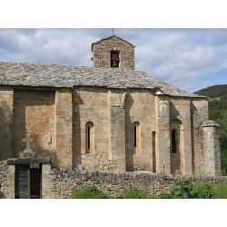Церковь Сен-Мишель в Рувьяке (Église Saint-Michel de Rouviac)