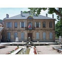 Старинный отель в Нане  ( Ancien hôtel Ayrolle des Angles de Nant)