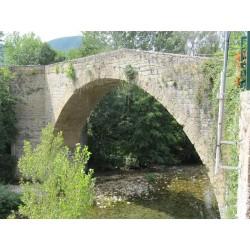 Мост через Дурби в Нане  (Pont sur la Dourbie de Nant)