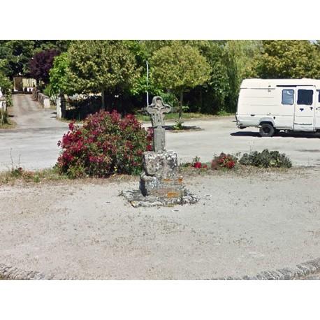 Крест в Оламе  (Croix de chemin  de Olemps)