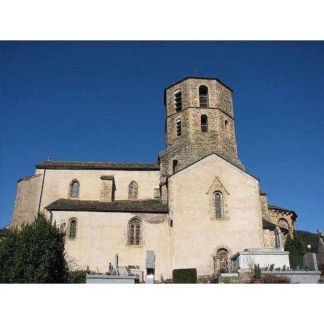Церковь Святого Мартина в Плезанс (Église Saint-Martin de Plaisance)