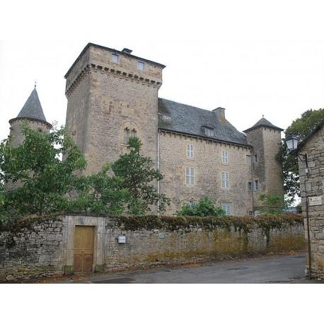 Замок Рекуль (Château de Recoules)